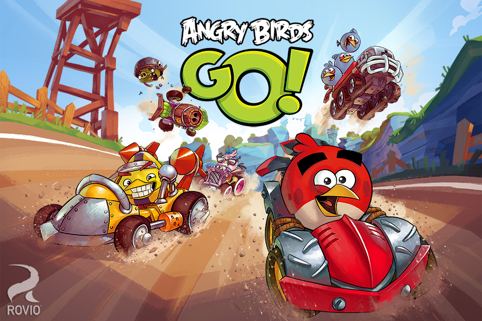 Angry Birds Go HACK TOOL NO SURVEY