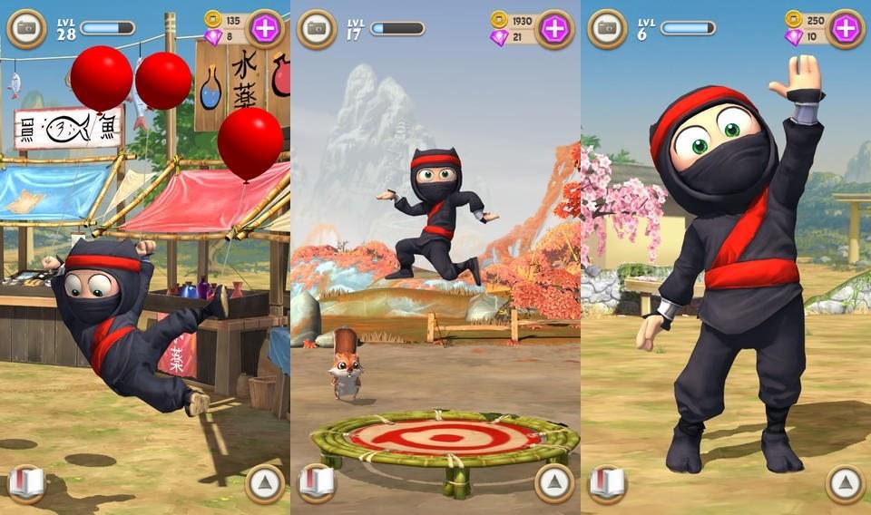 Clumsy Ninja HACK TOOL NO SURVEY