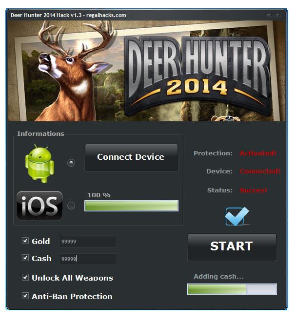 Deer Hunter Hack Tool No Survey1