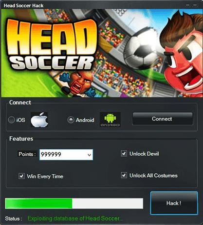 Head Soccer hack tool no survey1