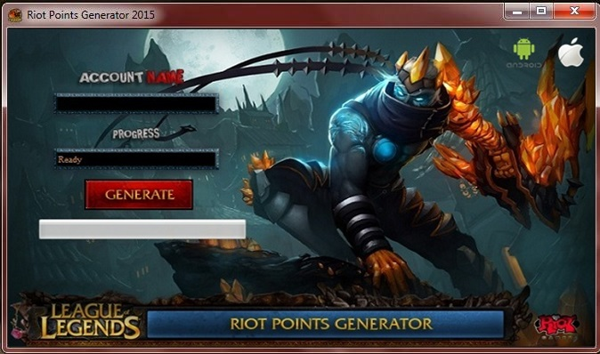 Riot Points Generator Hack Tool No Survey1