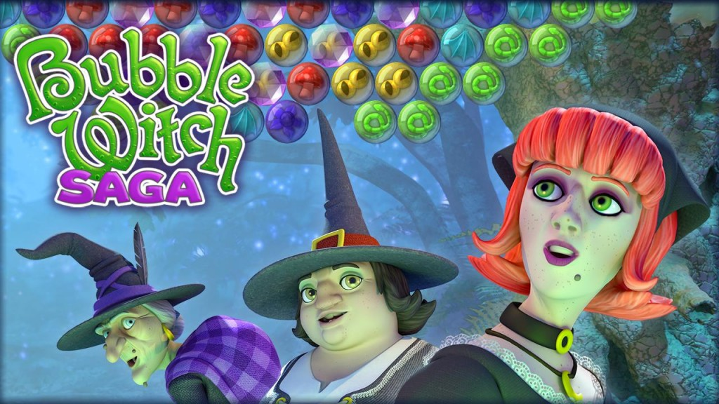 Bubble Witch Saga Hack