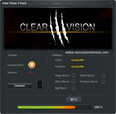 Clear Vision 3 Hack1