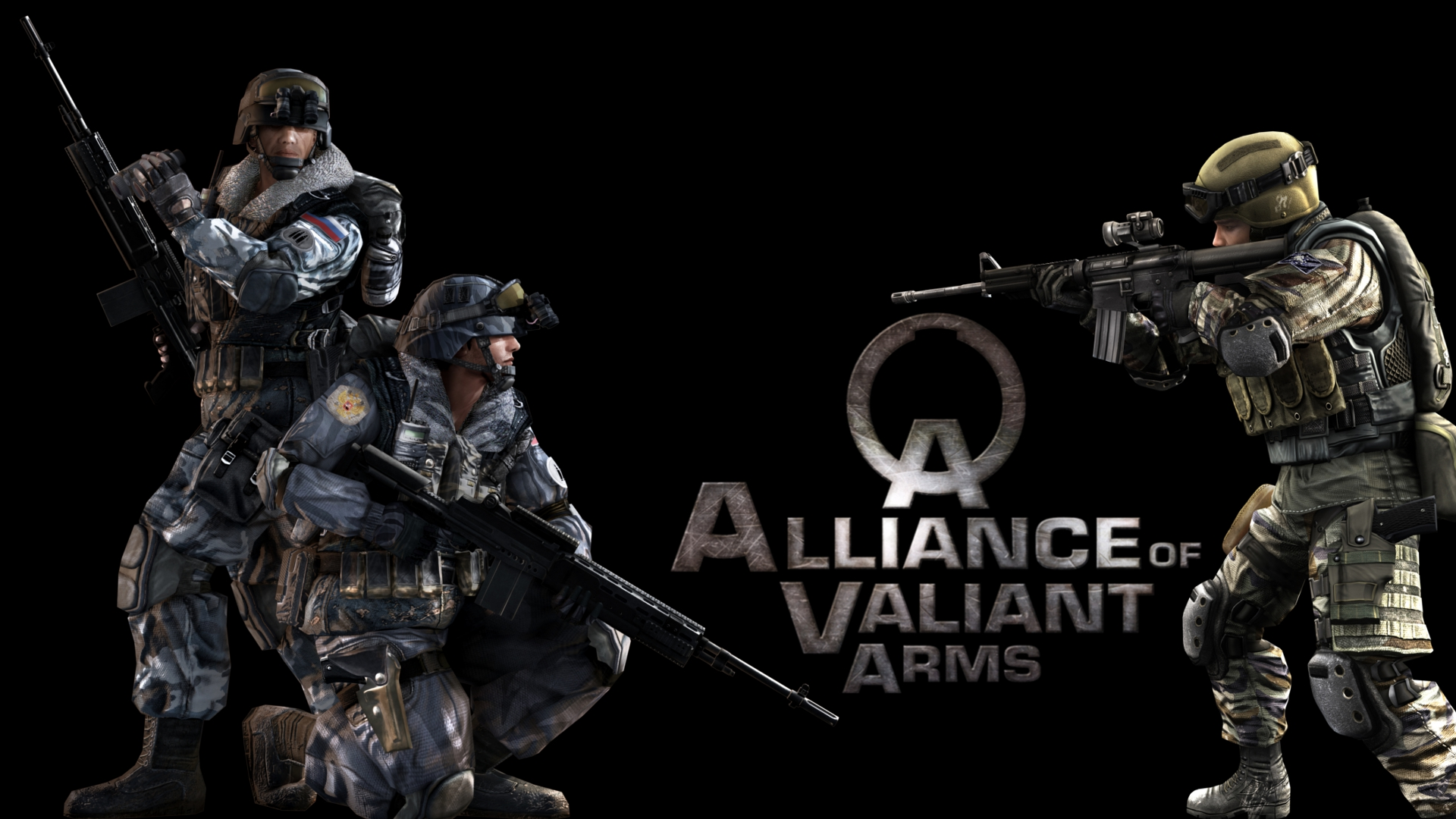 Alliance of Valiant Arms (AVA) Hack Free Download