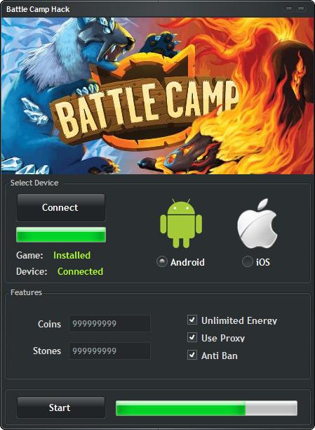 Battle Camp Hack Tool No Survey1