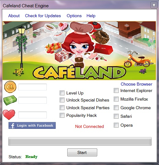 Cafeland Hack Tool Free Download No Survey1