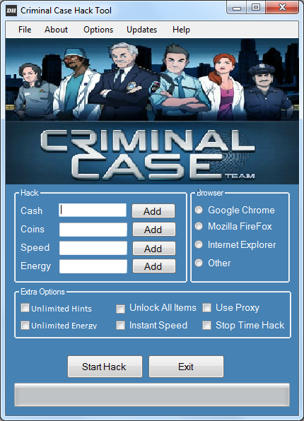 Criminal Case Hack Tool Download No Survey1