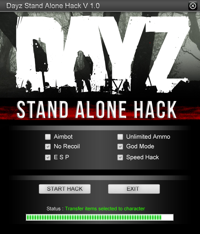 Dayz Standalone Hack Download No Survey1