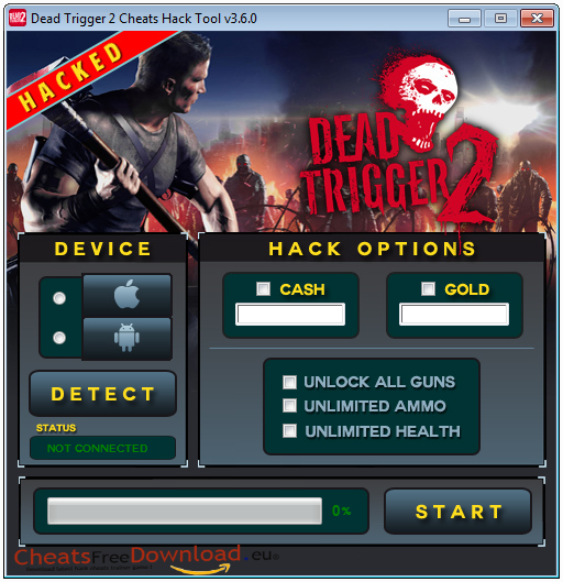 Dead Trigger 2 Hack Tool Download No Survey1