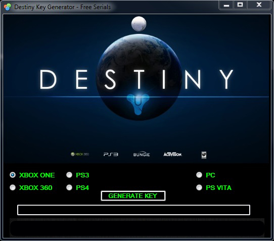 Destiny Hack Tool No Survey1