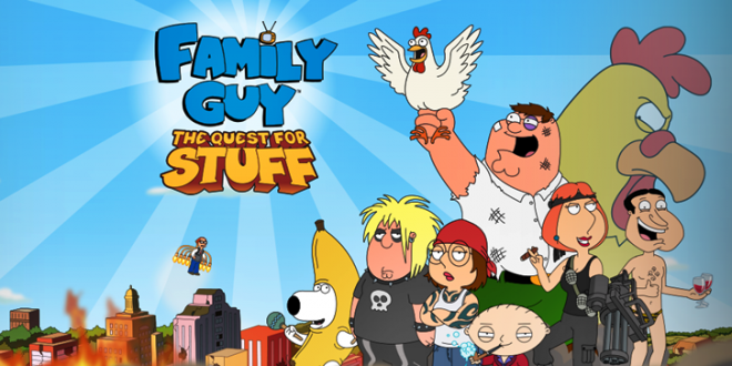 Family Guy The Quest For Stuff Hack Apk No Survey