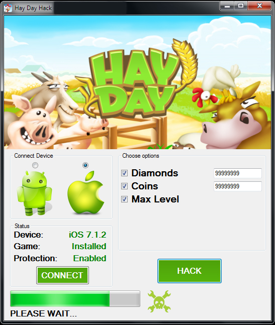 Hay Day Hack Tool No Survey1