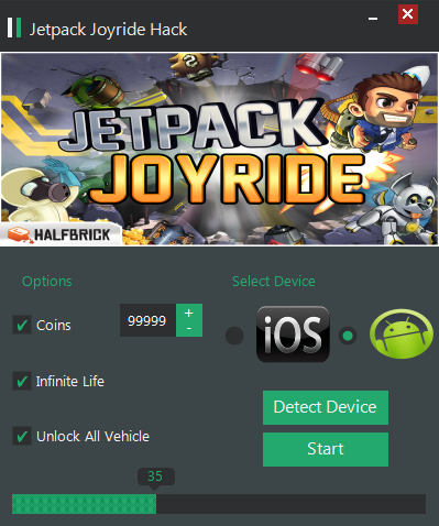 Jetpack Joyride Hack Apk No Survey1