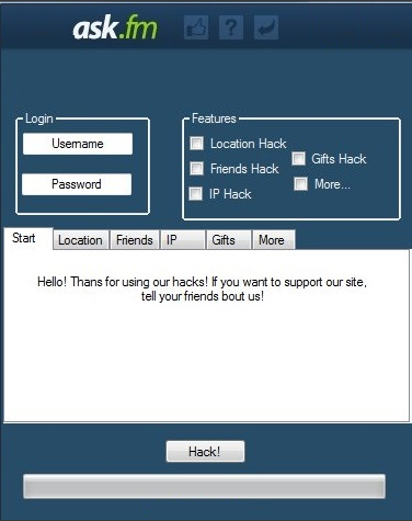 Ask. fm Hack Tool No Survey1